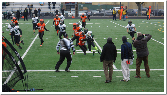 Football - Brother Rice vs Groves