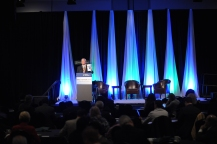 L. Brooks Patterson speaking at INNO-VENTION
