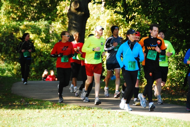 Brooksie Way Runners.
