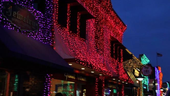 Big Bright Lights show in Rochester, MI.
