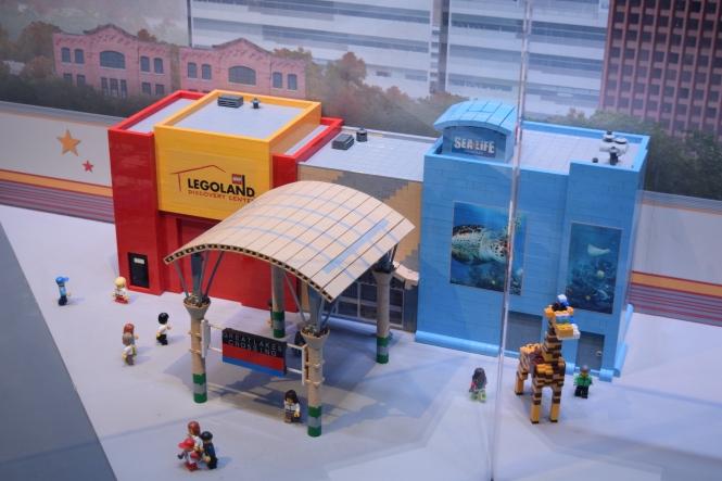 Legoland Michigan Cafe Menu