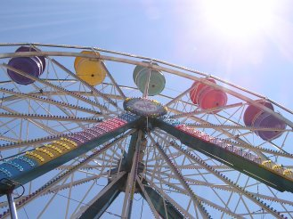 Oakland County Fair Carnival