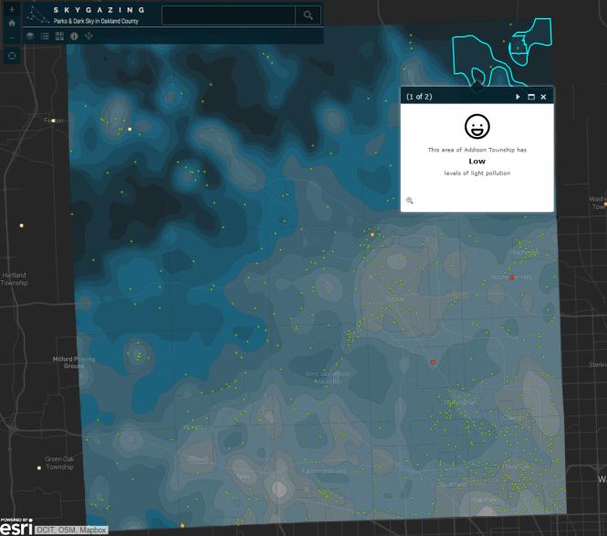 Skygazing Map 3