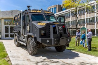 Lenco Bear Armored Vehicle