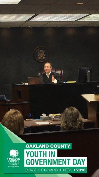 Honorable Jeffery Matis, Family Court Presiding Judge