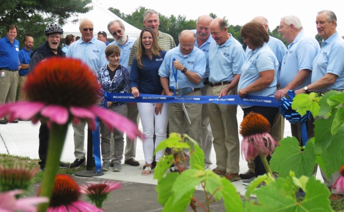 Independence Oaks - North Safety Path Dedication